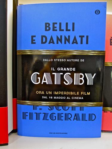 Mondadori / Fitzgerald / salone del Libro, 3