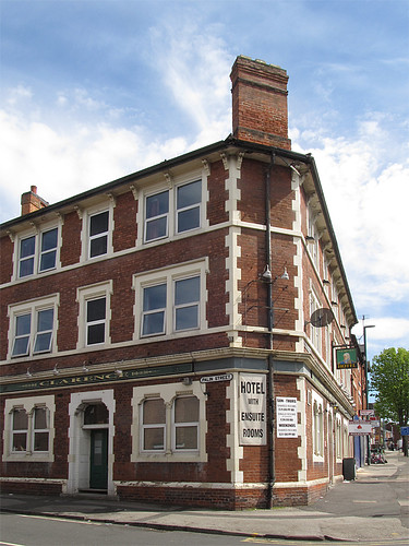 Clarence Hotel, Alfreton Road