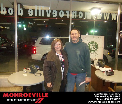 Monroeville Dodge would like to wish a Happy Birthday to Patrick Nave! by Monroeville Dodge