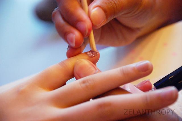 Ciate Manicure Service