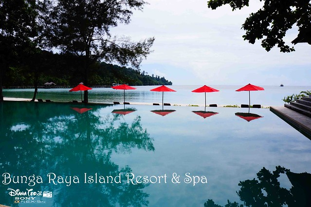 Bunga Raya Island Resort & Spa 07