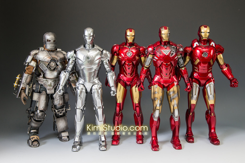 2013.06.11 Hot Toys Iron Man Mark VII-088