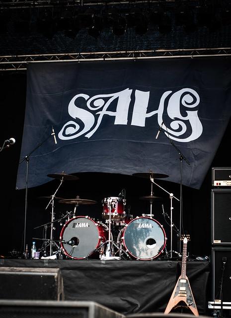 Sahg: Live at Sweden Rock Festival 2013