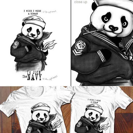 Sailor Panda