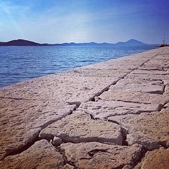 My favourite spot, growing up, left a part of me there :: Rovenska, Veli Losinj :: How it looks now :: Thanks to Christina's beautiful photo : )