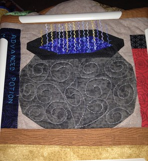 PoD Quilting (Finally!!)