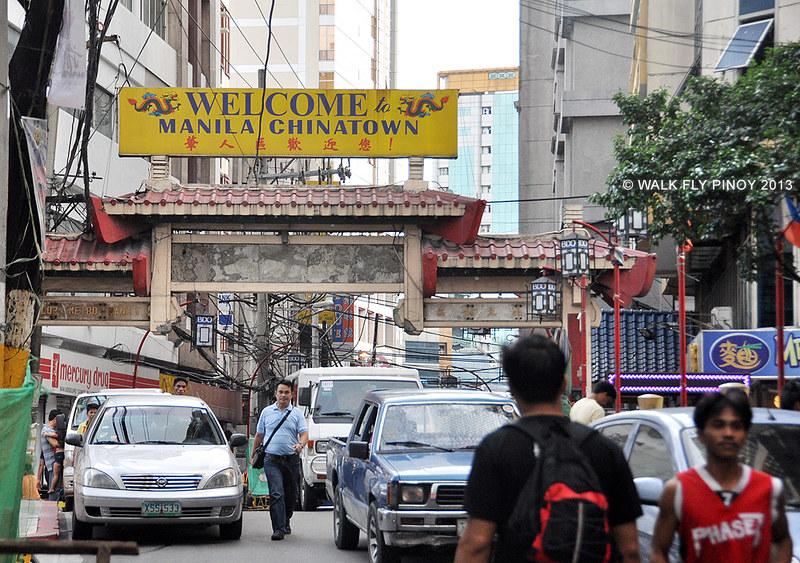 Binondo, Manila's Chinatown, Philippines