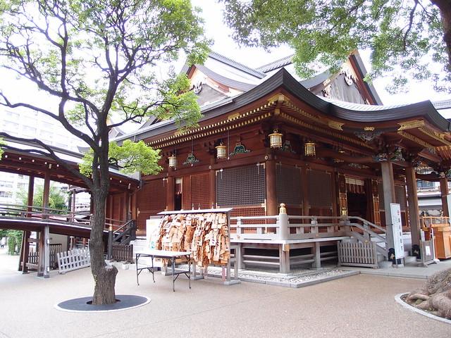 Yushima Tenmangu shrine @ Tokyo