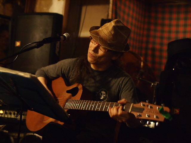 MACOTO & YOSHITAKA live at The Warrior Celt, Tokyo, 05 Jul 2013. 063