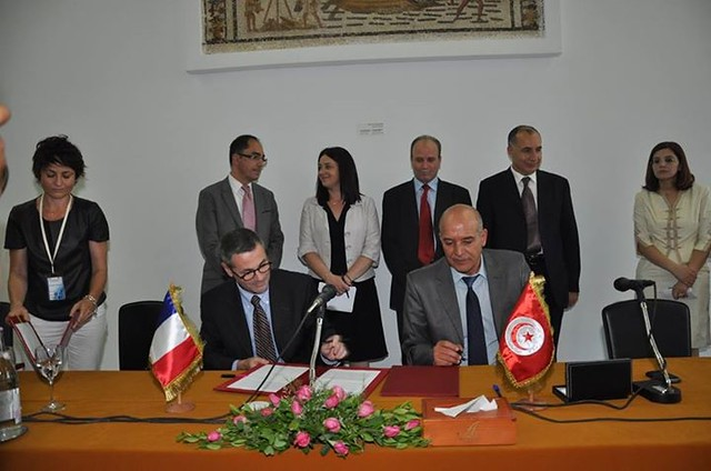 signature convention INP France Tunisie
