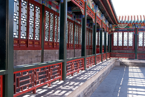 Summer Palace color scheme