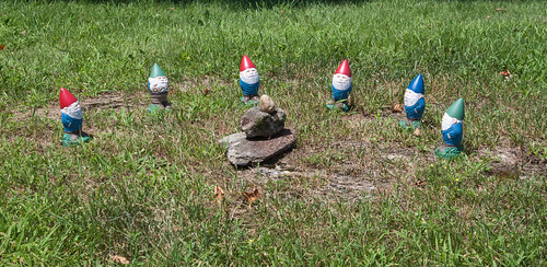 Gnomes and their rituals