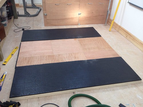 What should i put in my garage gym page singletrack
