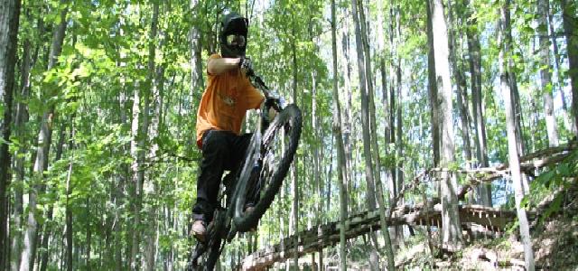 Boyne Mountain biking