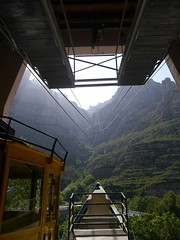 Cable Car to Montserrat