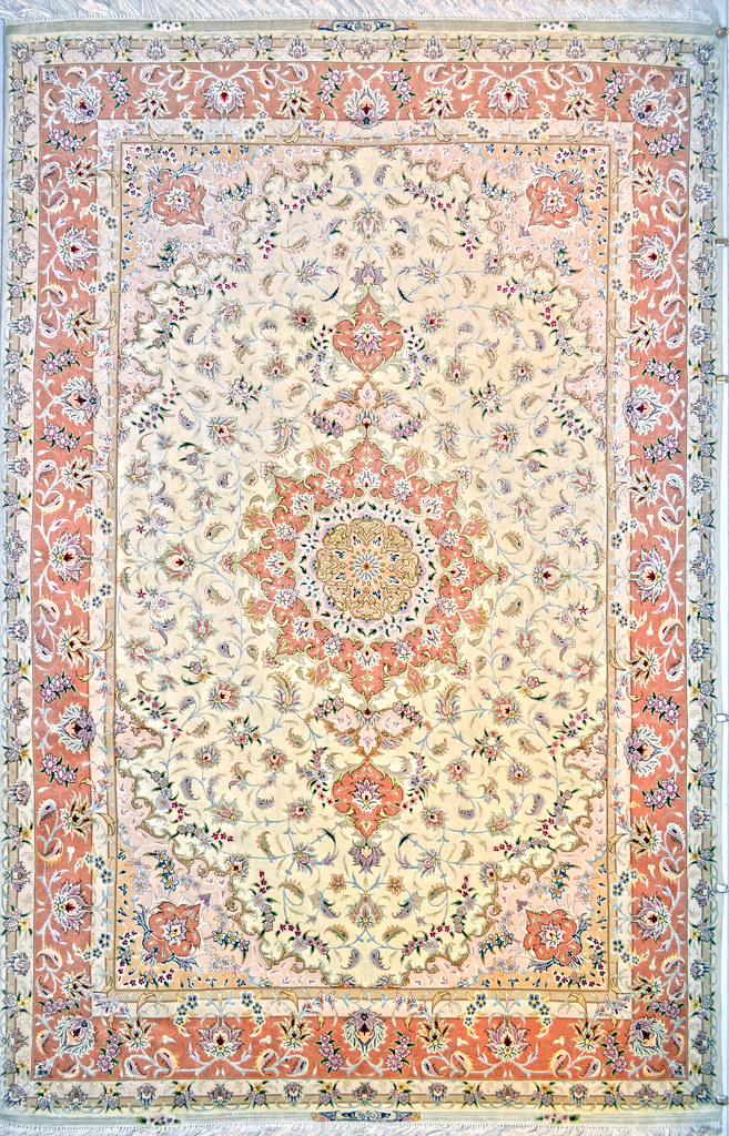 Tabriz Persian Area Rug
