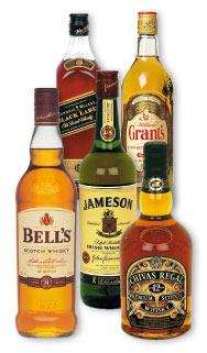 whisky-blended