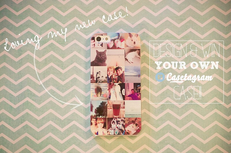 Design & Win Your Own Casetagram Case!
