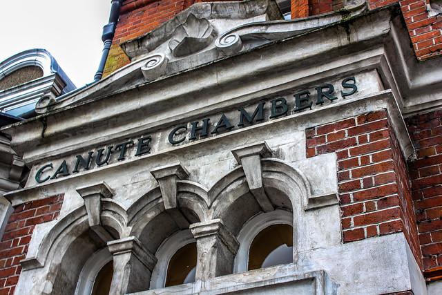 Edificios de navieras en Southampton