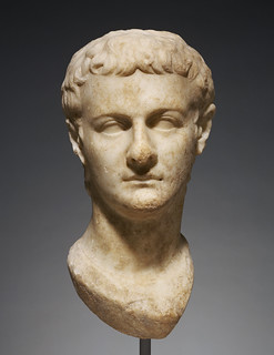 Portrait Head of Caligula