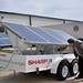 Mobile solar array