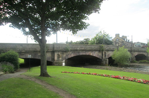 Bridge over River Esk Musselburgh