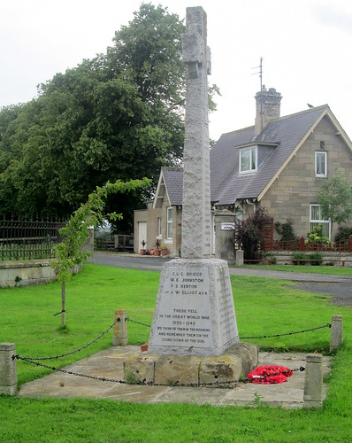 War Memorial Cornhill-on-Tweed