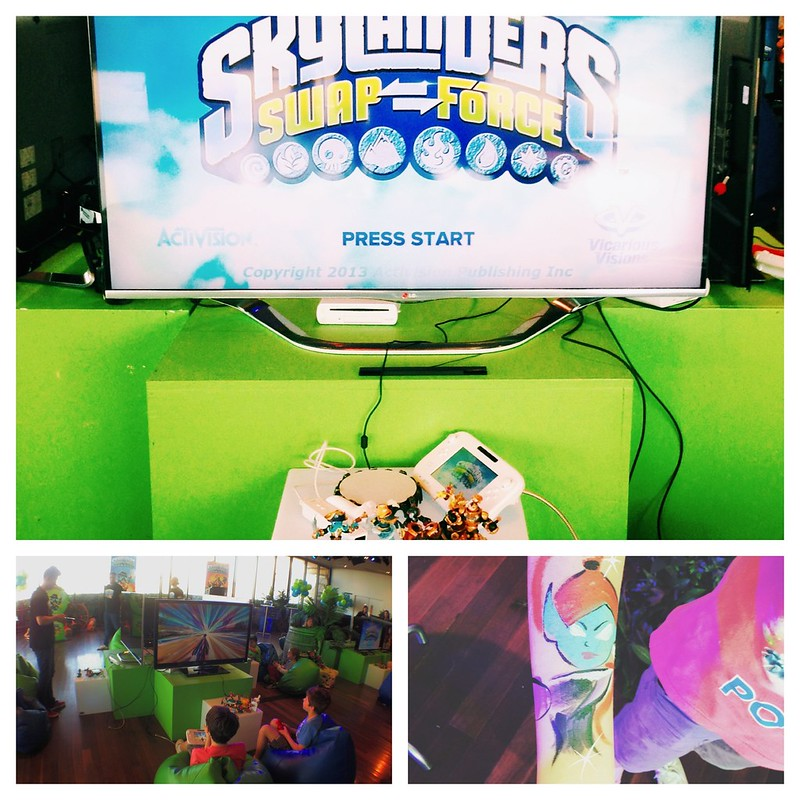 Snapshots // September 1 ~ #skylandersau event