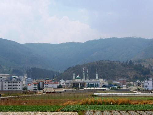 Yunnan13-Yuanyang-Kunming-Route (154)