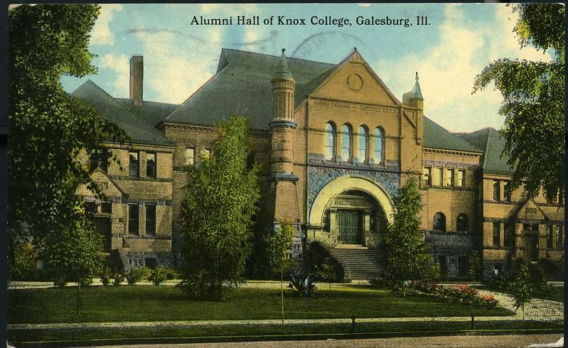 Alumni Hall 1893