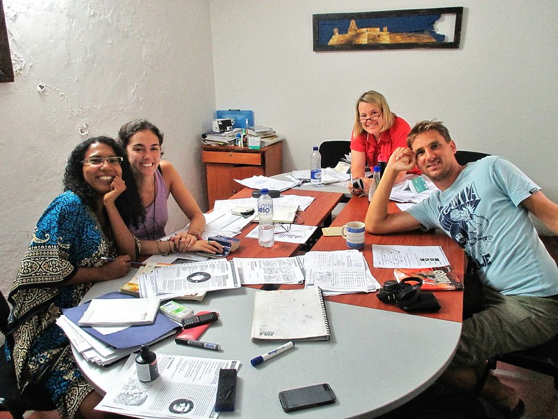 Spanish classes at Nueva Lengua Spanish School