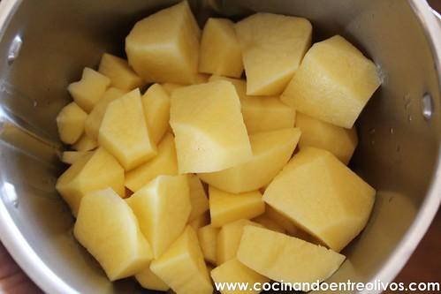 Puré de patatas con leche en Thermomix www.cocinandoentreolivos (1)