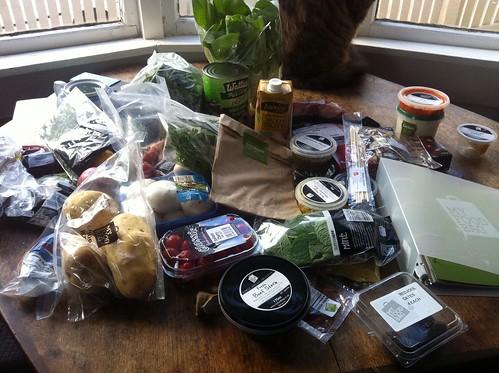 Foodbag food