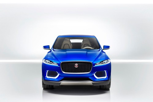 Jaguar C-X17 Crossover Concept Pictures & Video