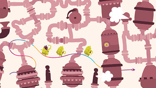 Hohokum on PS4, PS3 and PS Vita