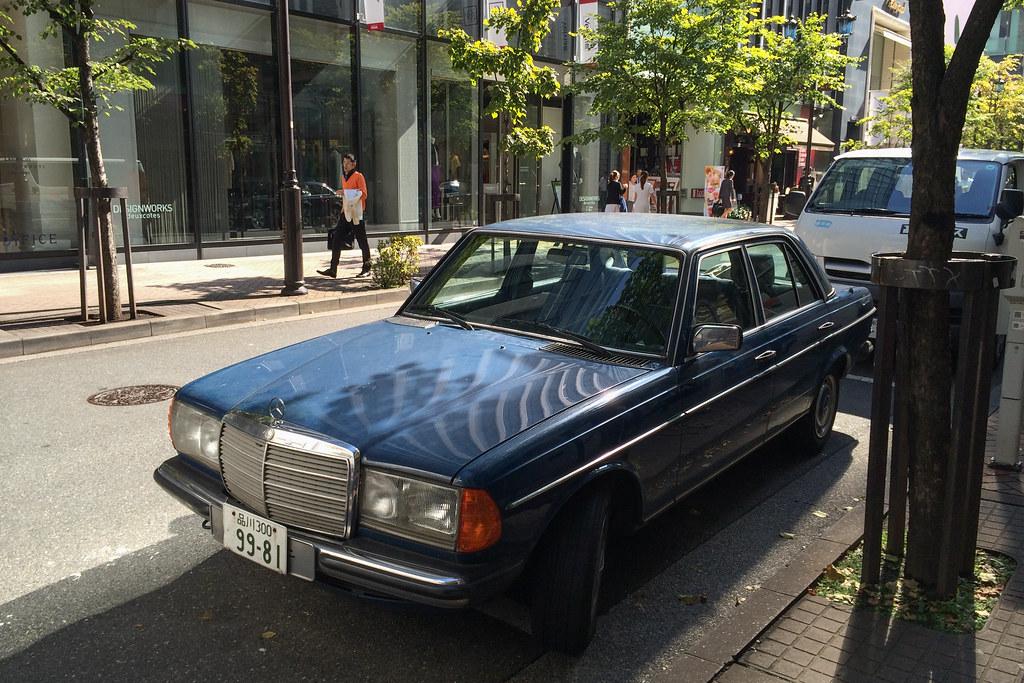 Mercedes Benz 280E 2013/09/26 IMG_0344