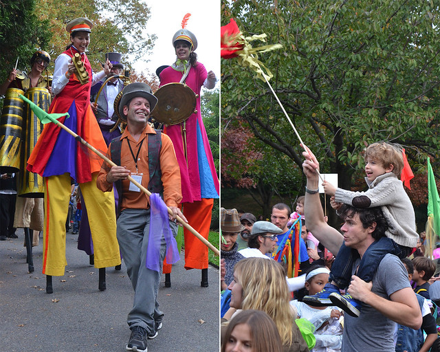 The Costume Parade. Photos by Jean-Marc Grambert.