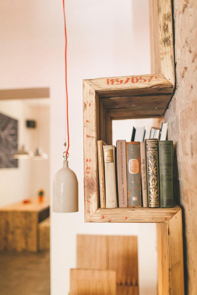 Silo Friedrichshain books