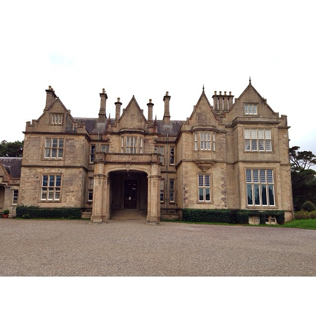 Muckross House on Saturday. #latergram