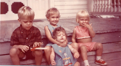 1968 Summer Jay Malenda Nicki & MEL Gainesville Texas