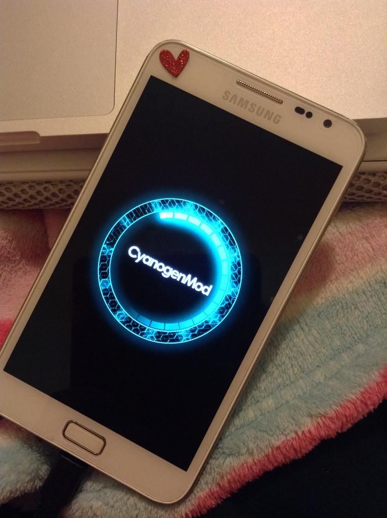 Installing CyanogenMod
