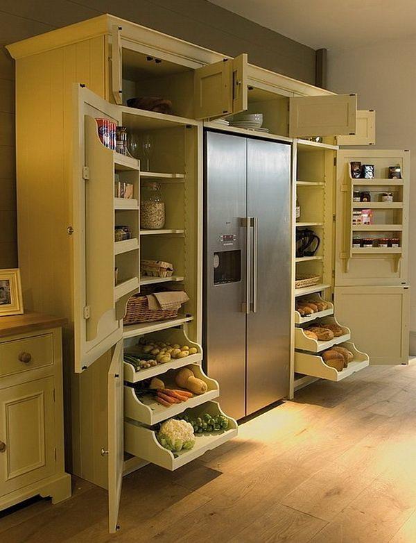 Maximize Your Kitchen Storage