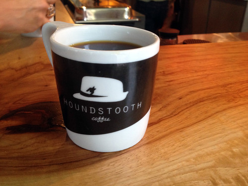 Houndstooth Coffee Austin Texas