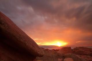 Red Rocks Morning