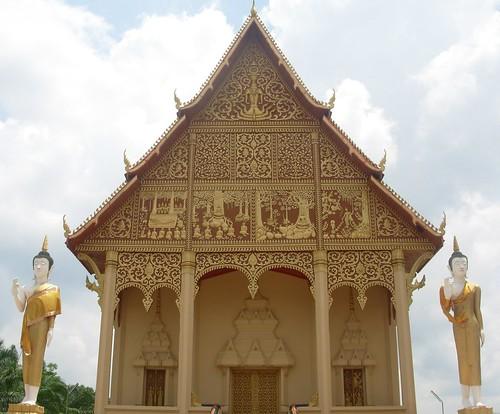 Vientiane 2007-Wat That Luang (14)
