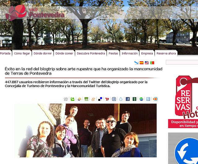 Blog de Viajes Diario de un Mentiroso en Visit Pontevedra