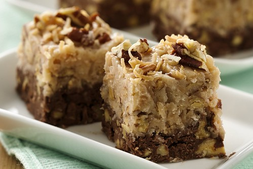 Coconut pecan fudge