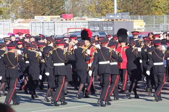 Duke Of Yorks Royal Military School Remembrance Day ...