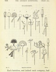 """British Library digitised image from page 342 of """"Manners and Customs of the ancient Egyptians, ... Illustrated by drawings, etc. 3 vol. (A second series of the Manners and Customs of the Ancient Egyptians. 3 vol.)"""""""