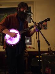 P1240013 Mike Savino (Brooklyn) live im Wohnzimmer Detmold